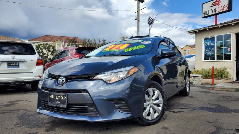 Toyota Corolla 2016 price $999 Down