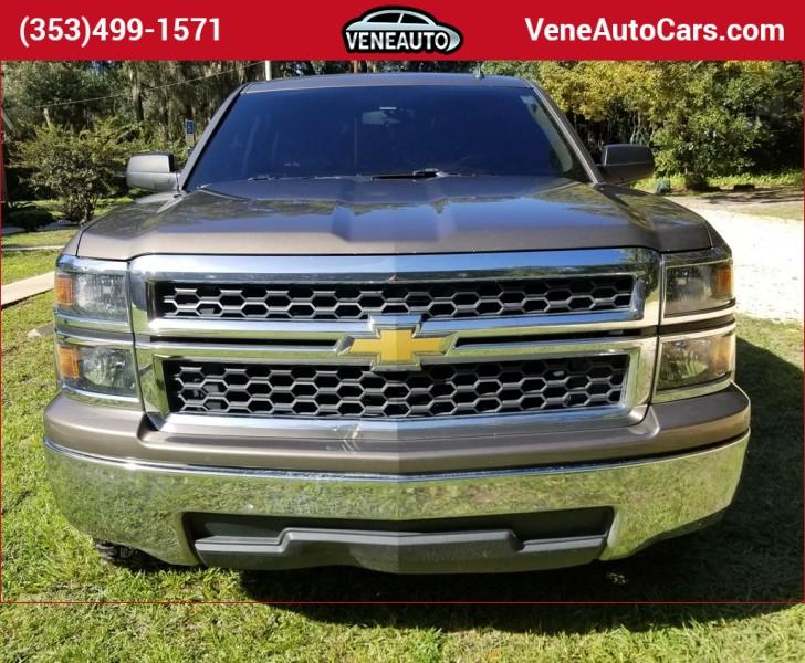 Chevrolet Silverado 1500 2014 price $22,900