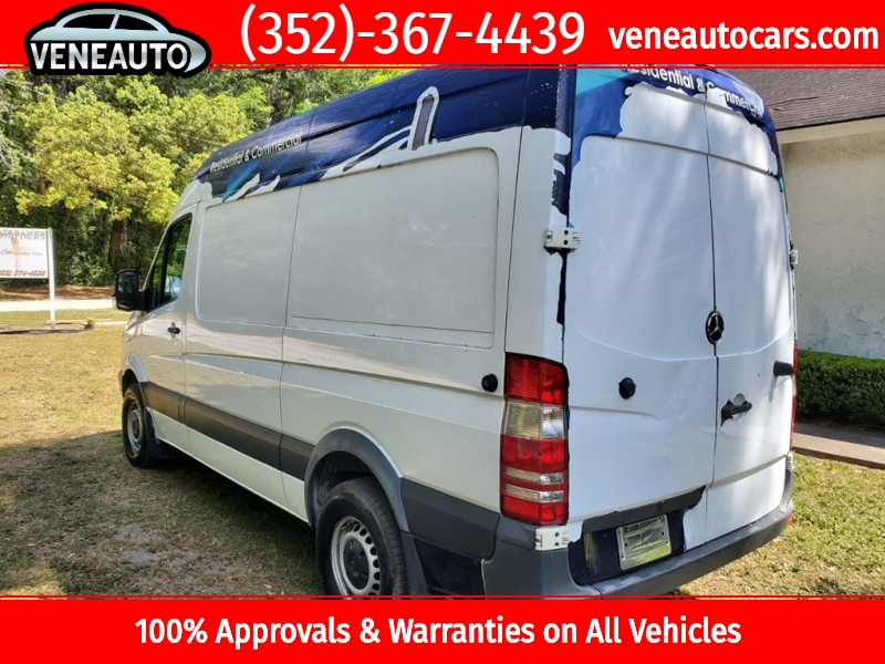 Mercedes-Benz 2500 Sprinter Vans 2013 price Call for Pricing.