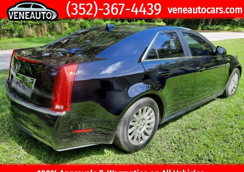 Cadillac CTS 2013 price $12,900
