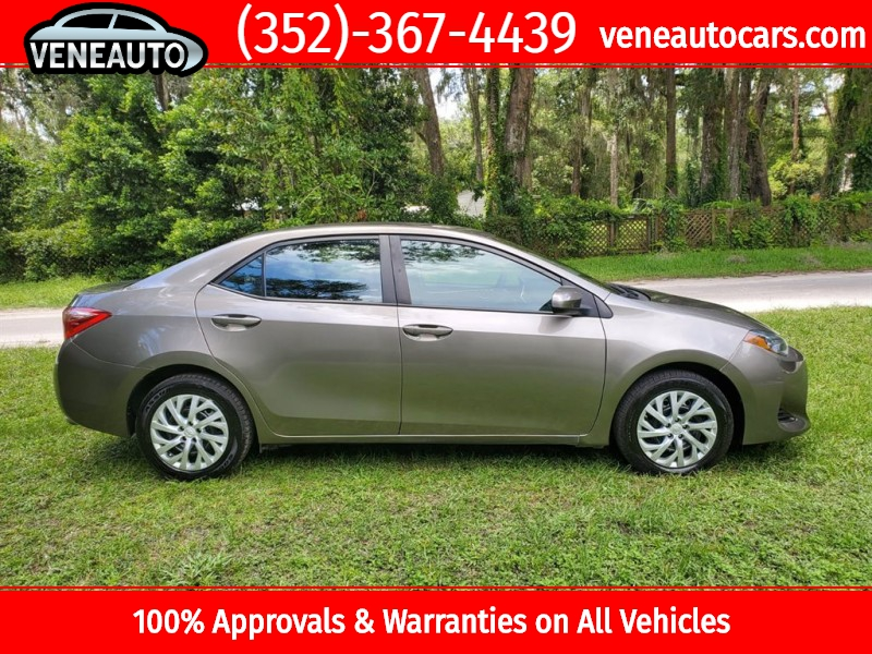 Toyota Corolla 2019 price $15,900