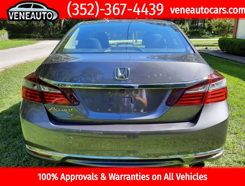 Honda Accord 2016 price $17,900