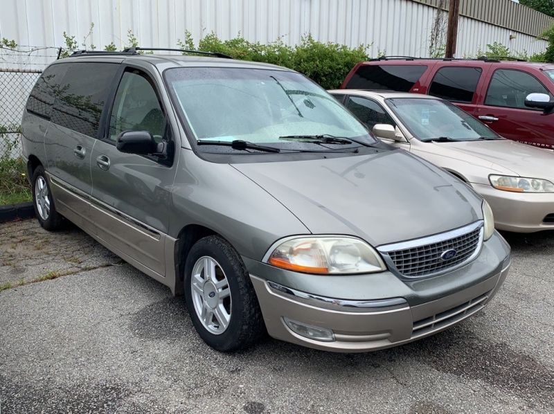 Ford Windstar Wagon 2002 price $5,074
