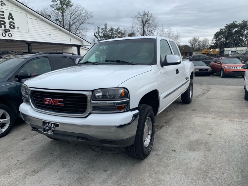 GMC Sierra 1500 2002 price $12,179