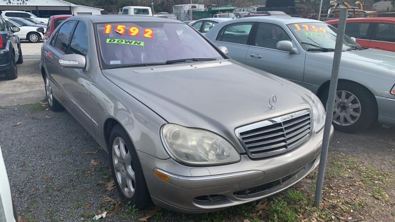 Mercedes-Benz S-Class 2005 price $8,794