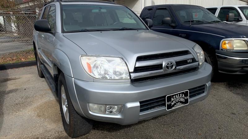 Toyota 4Runner 2005 price $7,194