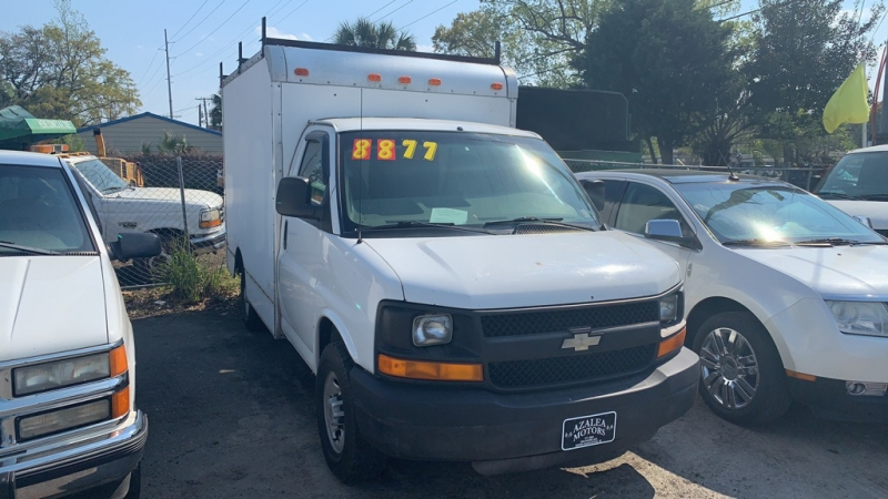 Chevrolet Express Commercial Cutaway 2004 price $8,194