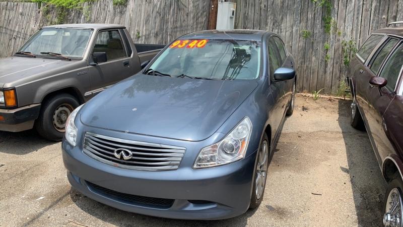 INFINITI G37 Sedan 2009 price $10,194