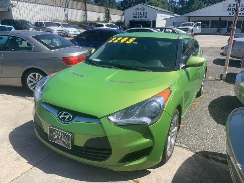 Hyundai Veloster 2012 price $7,149
