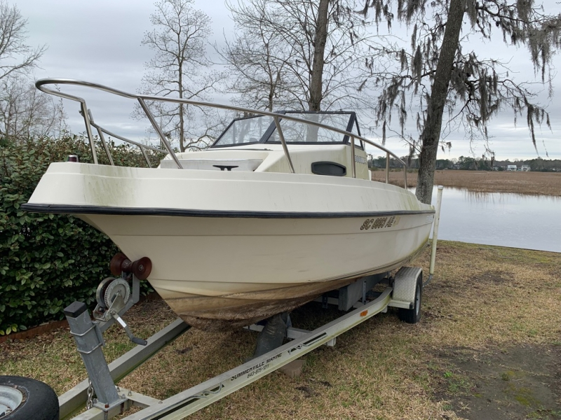 KEY WEST BOAT 1991 price $5,699