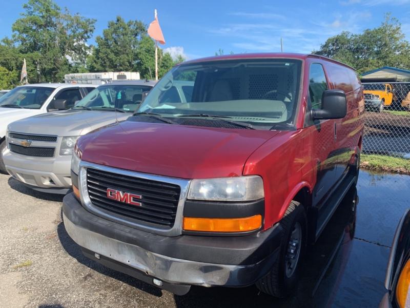 GMC Savana Cargo Van 2006 price $7,184