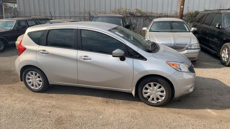 Nissan Versa Note 2015 price $7,497