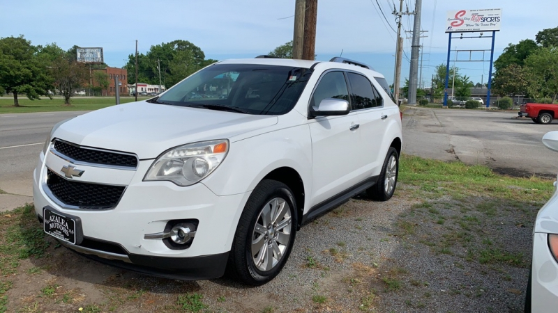 Chevrolet Equinox 2011 price $7,194