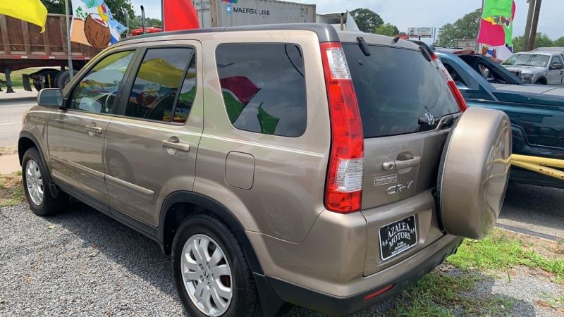Honda CR-V 2005 price $6,184