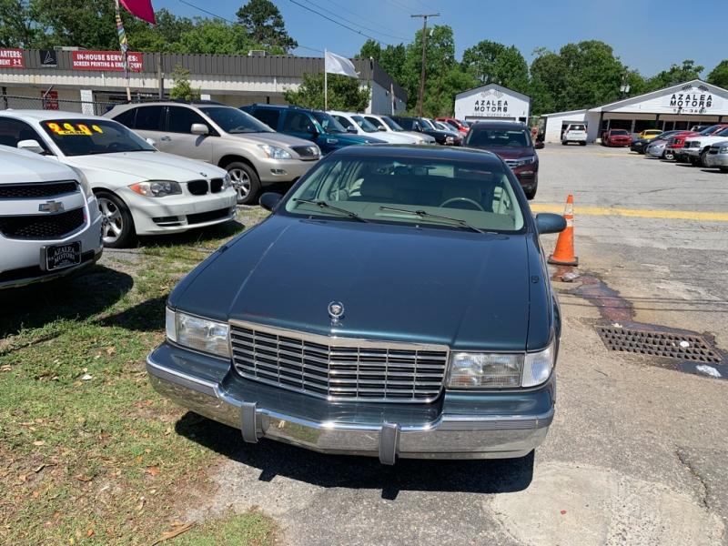 Cadillac Fleetwood 1995 price $7,194