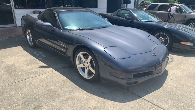 Chevrolet Corvette 2004 price $14,197