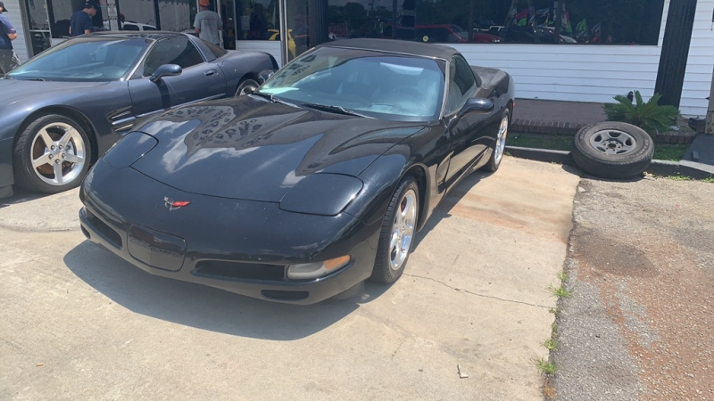 Chevrolet Corvette 2004 price Call for Pricing.