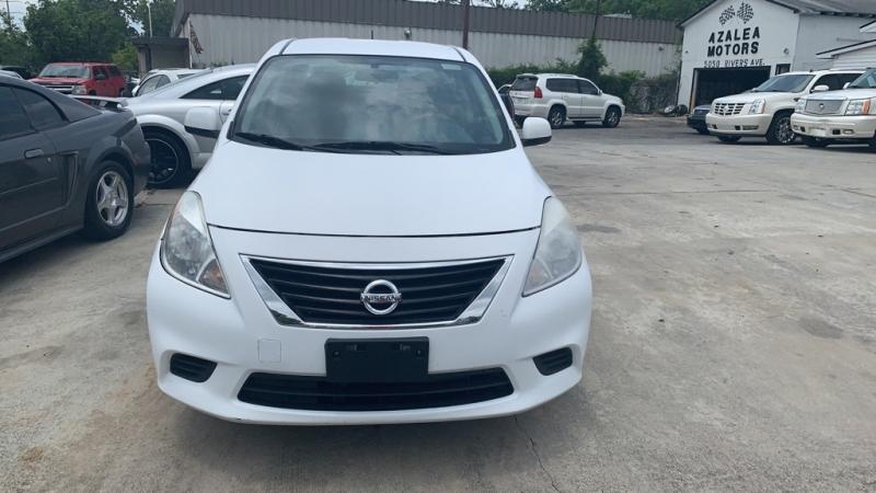Nissan Versa 2013 price $7,184