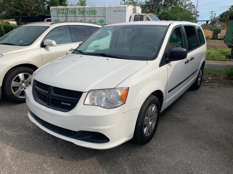 Ram Cargo Van 2013 price $9,979