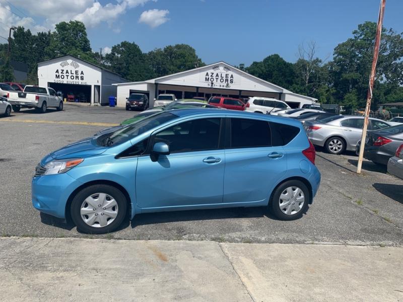 Nissan Versa Note 2014 price $7,997