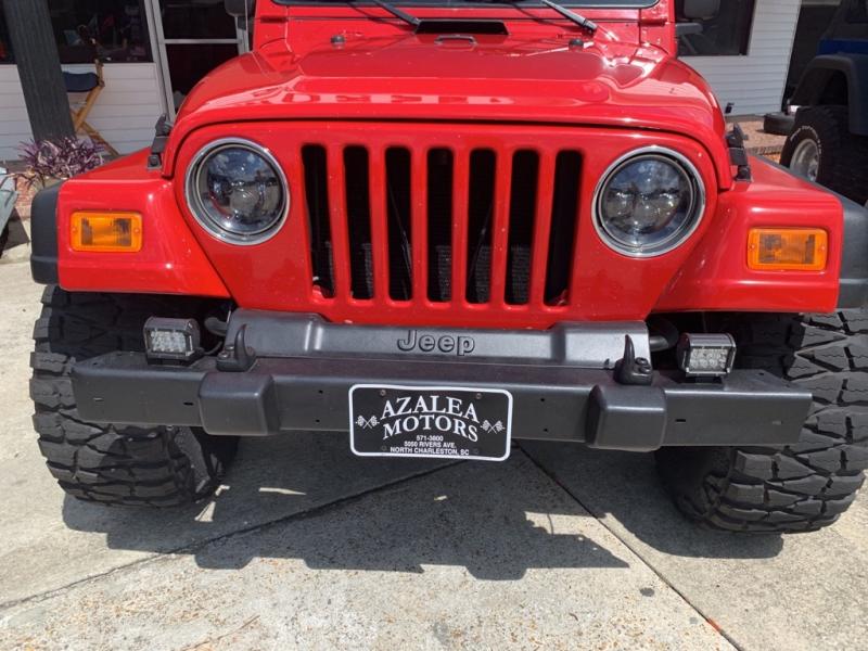 Jeep Wrangler 2006 price $12,994
