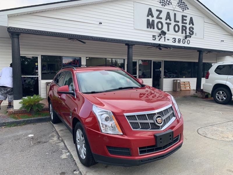 Cadillac SRX 2010 price $9,686