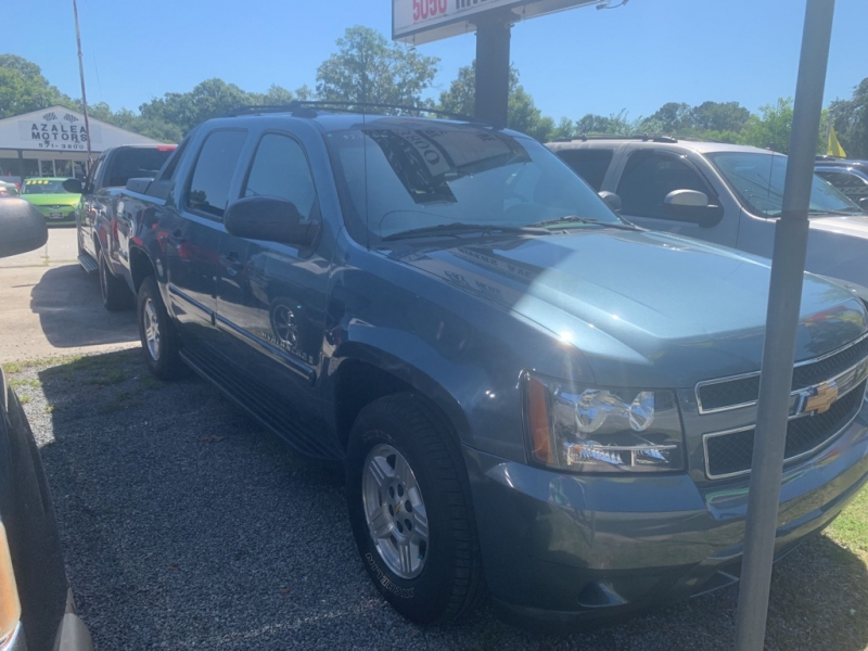 Chevrolet Avalanche 2007 price $6,957