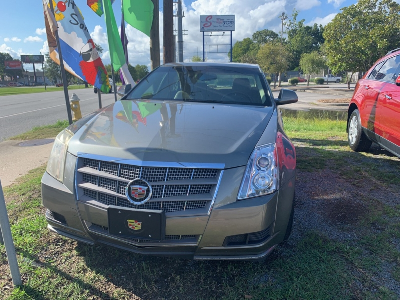 Cadillac CTS Sedan 2010 price $12,957