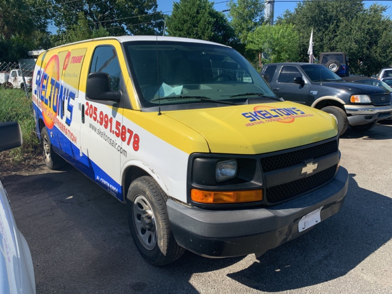 Chevrolet Express Cargo Van 2013 price $6,984