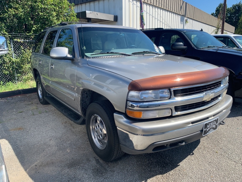 Chevrolet Tahoe 2001 price $6,974