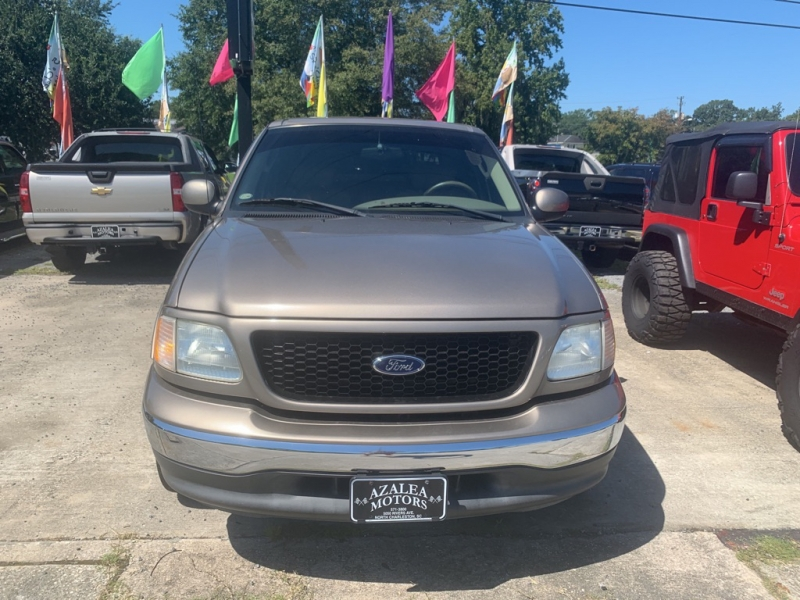 Ford F-150 2003 price $9,974