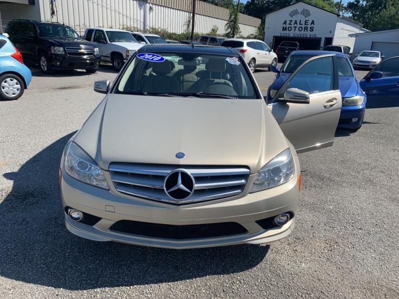 Mercedes-Benz C-Class 2010 price $9,957