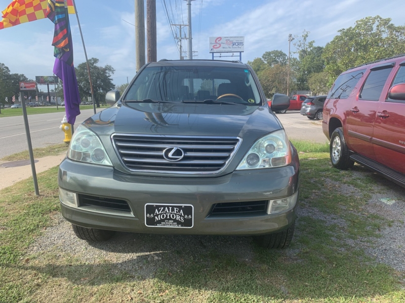 Lexus GX 470 2006 price $10,699