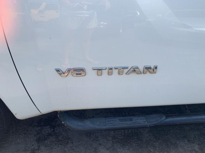 Nissan Titan 2006 price $7,694