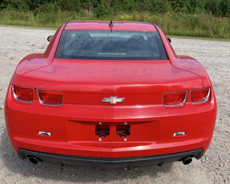 Chevrolet Camaro 2010 price $9,974