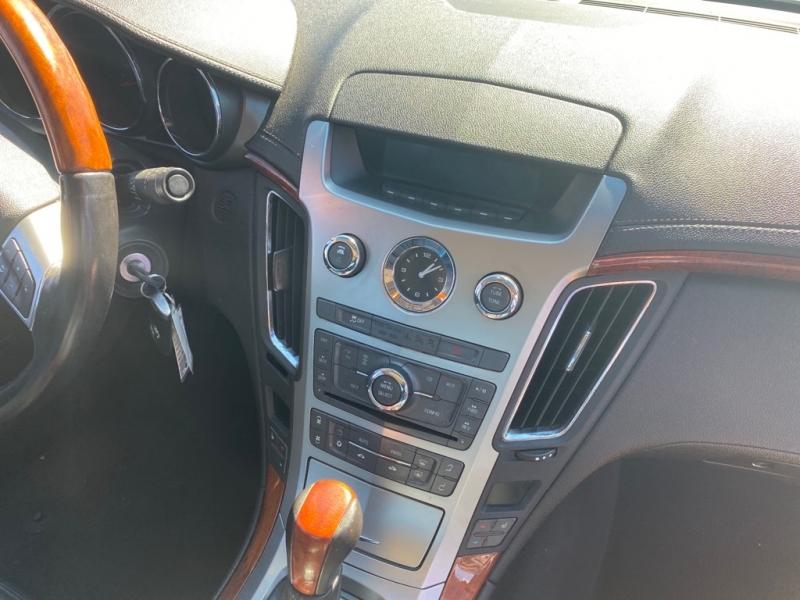 Cadillac CTS Sedan 2011 price $10,899