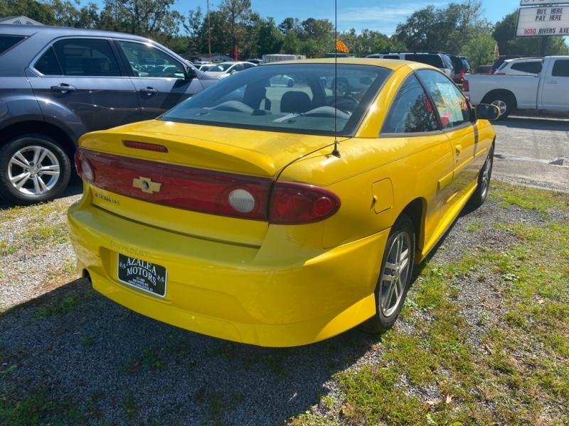 Chevrolet Cavalier 2004 price $6,994