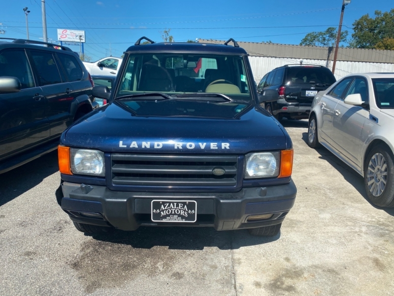 Land Rover Discovery Series II 2002 price $7,984