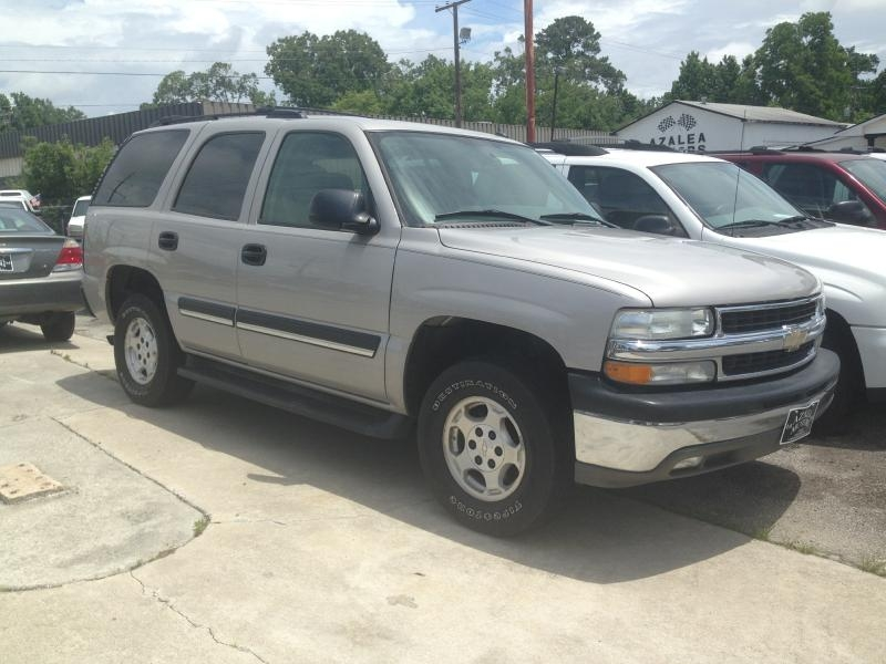 Chevrolet Tahoe 2005 price $3,694