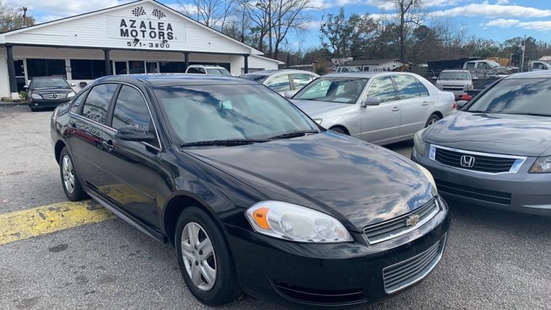 Chevrolet Impala 2010 price $5,994