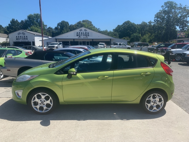 Ford Fiesta 2011 price $5,994