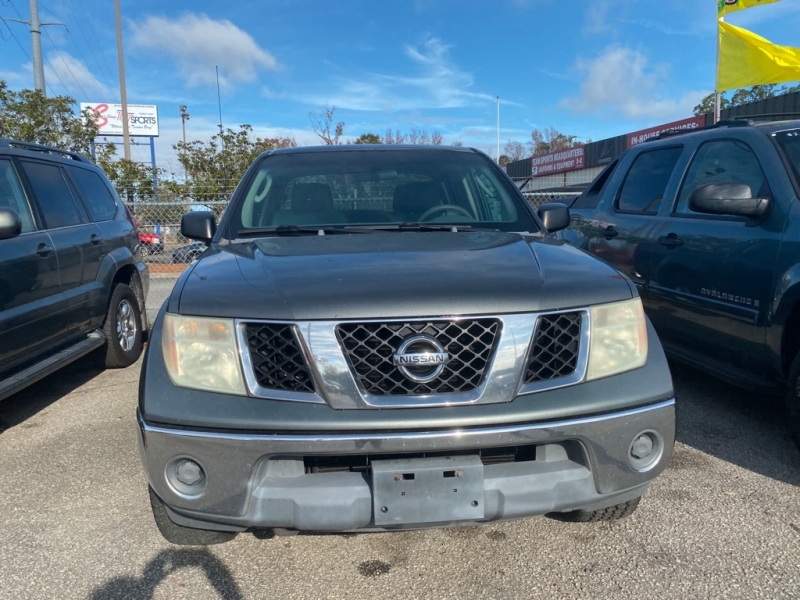 Nissan Frontier 2006 price $8,194