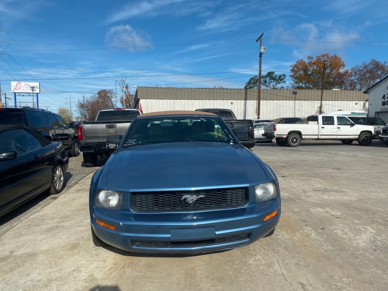 Ford Mustang 2007 price $6,194