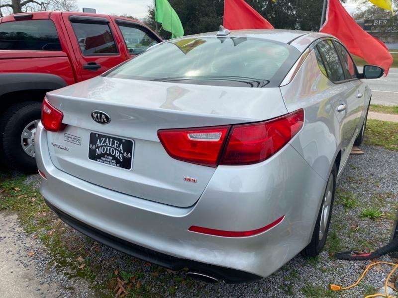 Kia Optima 2015 price $9,994