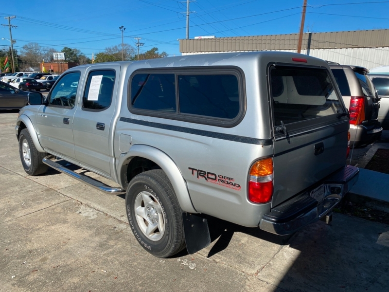 Toyota Tacoma 2002 price $7,994