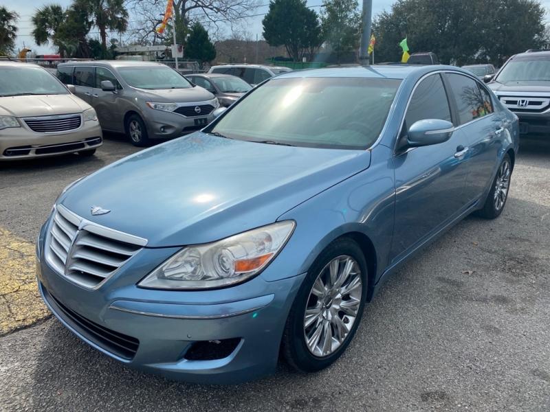 Hyundai Genesis 2009 price $9,194