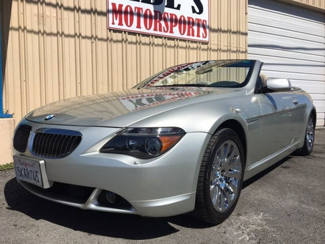 2004 BMW 6 Series 645Ci 2dr Convertible - Inventory   ABE\'S ...