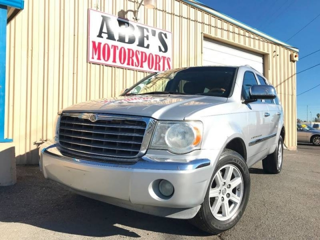2007 Chrysler Aspen Limited 4x4 4dr Suv Inventory Abes