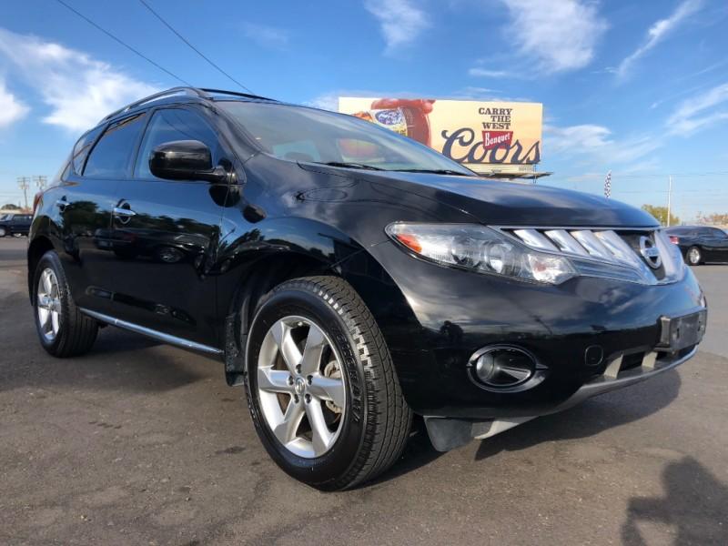 Nissan Murano 2009 price $9,999