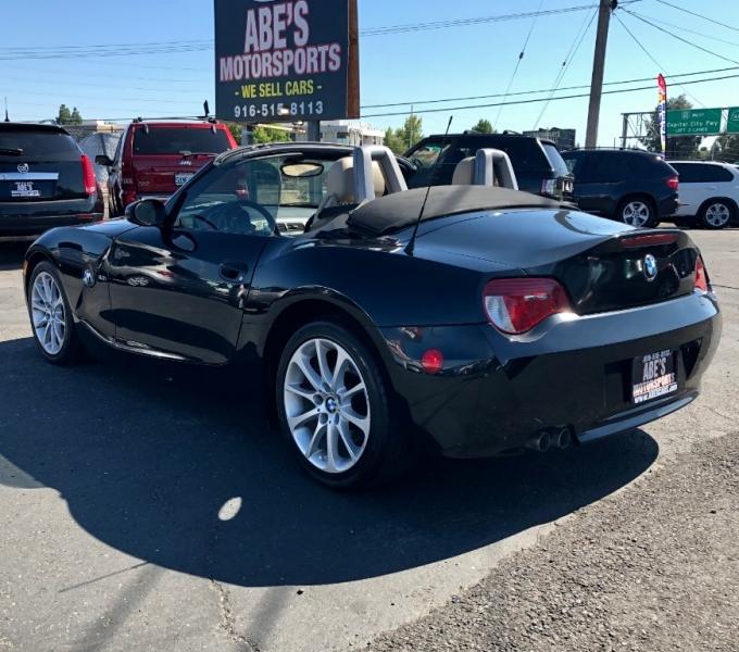 BMW Z4 2006 price $8,499